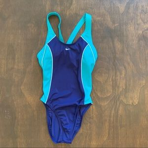 Nike Competitive Swimming One Piece